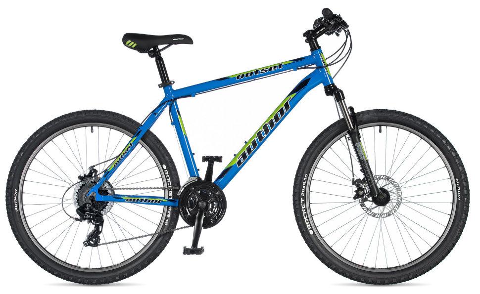 купить горный велосипед